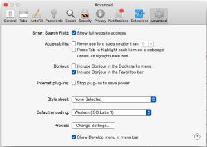 Fix Safari short URL problem