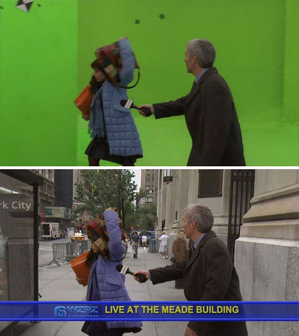 ugly betty green screen