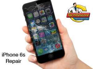 iPhone 6s repair at TechRestore