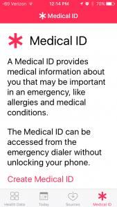 Setup Emergency Contact (ICE) on Your iPhone, TechRestore
