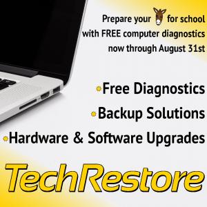 August 2018 Highlights from TechRestore, TechRestore