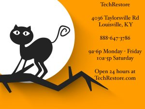 We Have To Do It – Christmas Talk in October, TechRestore