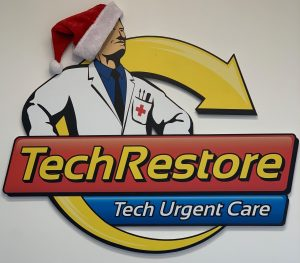 Holiday Reflections and the Gift of Backup, TechRestore