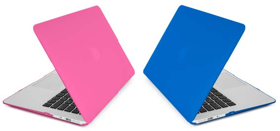blue pink mb covers