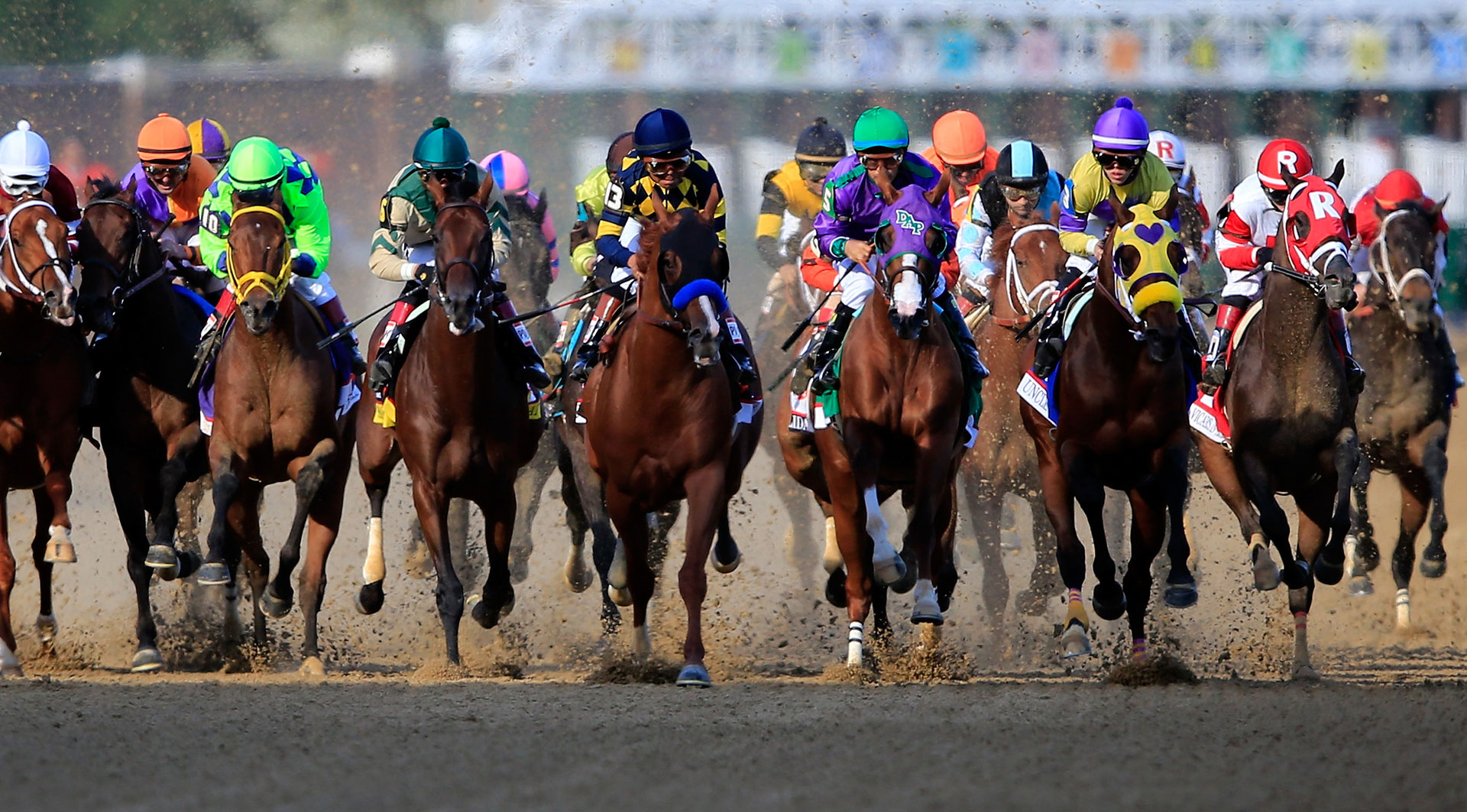 derby running