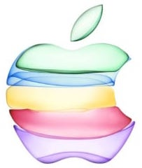 apple invite 2019 logo only