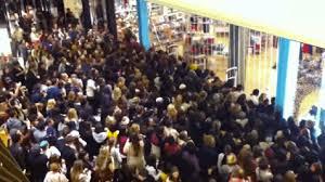 black friday mob