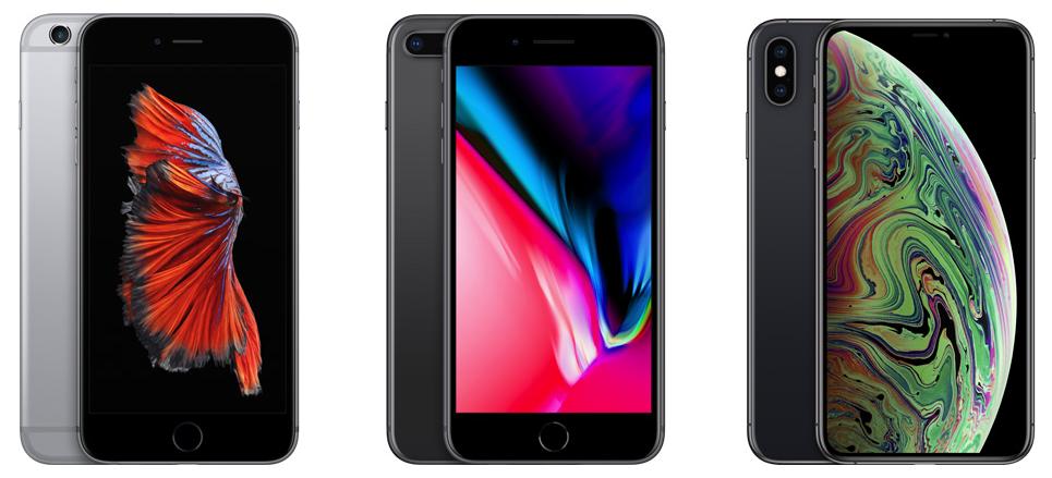 iphone 6s 8 XS Plus
